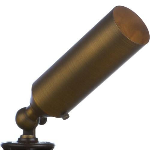 Premium Brass Spotlight PSGSFLD12 (shown in bronze)
