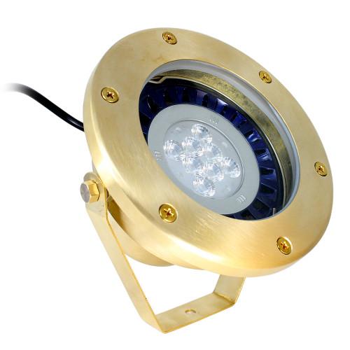 PS-L-003 Shown with Warm White PAR36 LED Bulb off