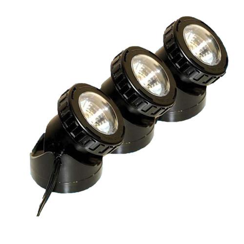 LED 3 Light Solar Kit