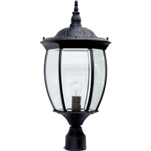 120V Fluorescent Victoria Post Top Mount Light - GM102-13 - DABMAR