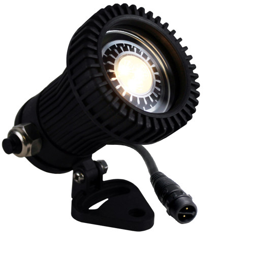 Shown with LED MR16 Light Bulb