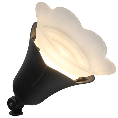 LESD130 Shown with Warm White Bulb