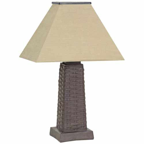 LED Outdoor Solar Table Lamp - Terra Furniture Bali