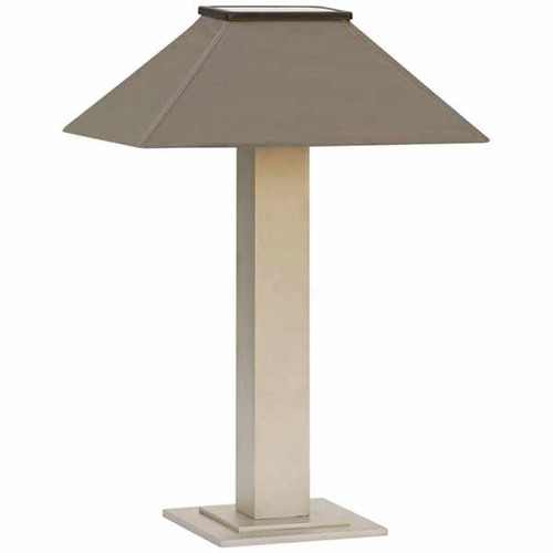 LED Outdoor Solar Table Lamp - Terra Furniture Contemporary