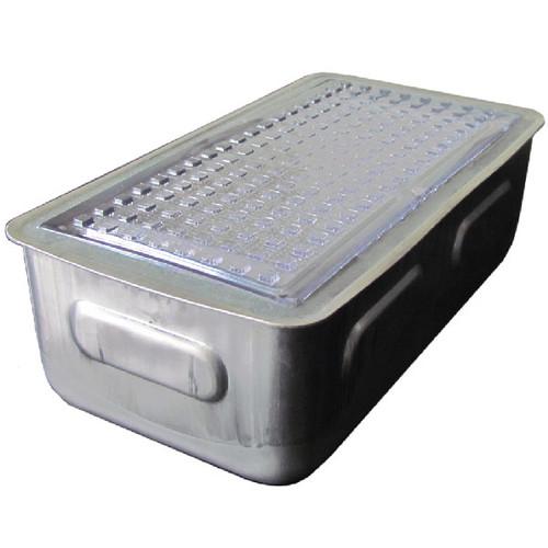 Large Rectangle Solar LED Accent Paver Light SL9