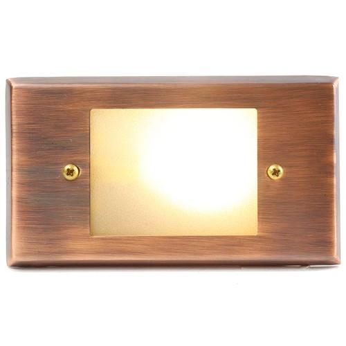 Shown in Bronze (w/ Warm White Lamp)