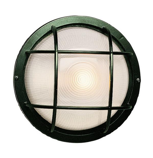 1 Light Outdoor Bulkhead 41515VG Verdi