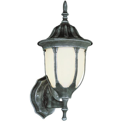 1 Light Outdoor Wall Mount 4040SWI Swedish Iron