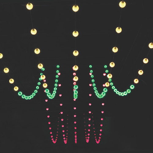 12V Globe LED RGB Show Light Strings