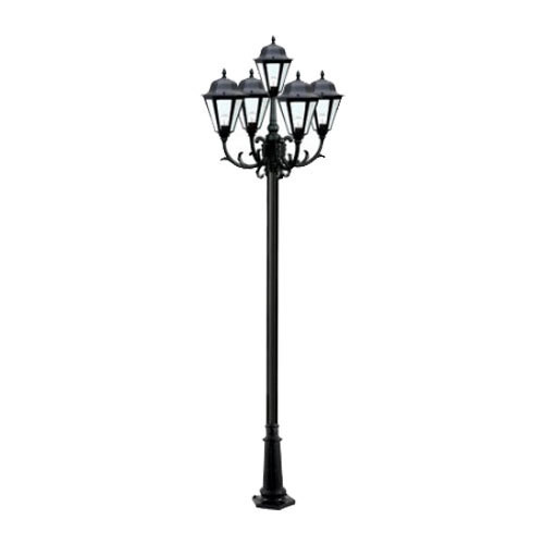 120V Daniella Five Light Lamp Post - GM1305 - DABMAR