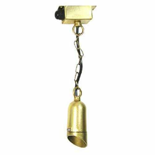 Mini Hanging Bullet Light SL-39 Unfinished Brass