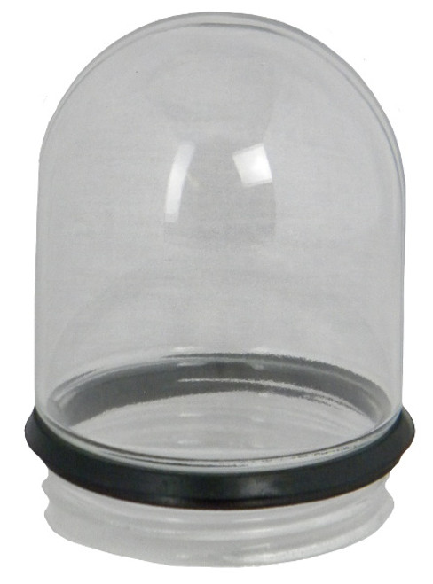 3 Tier Pagoda Clear Glass Jar PAT3R-GJC