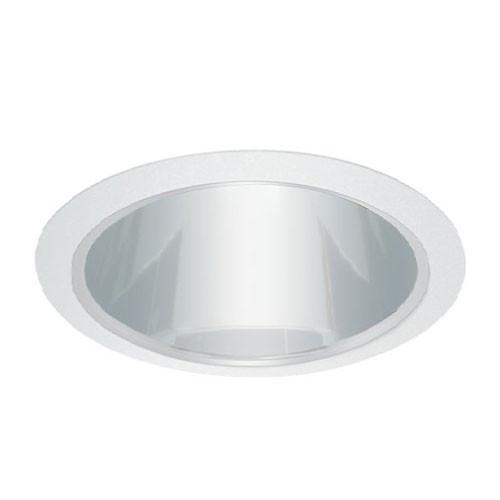 """120v 6"""" Par30 Reflector Recessed Lighting Trim Chrome/White"""