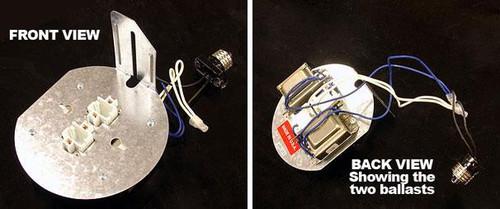 "6"" Incadescent to Fluorescent Retro-Fit Kit"