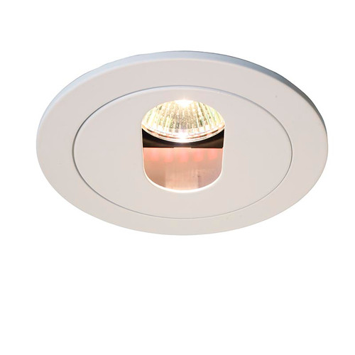 "12v 4"" Low Voltage Adjustable Slot Recessed Lighting Trim"