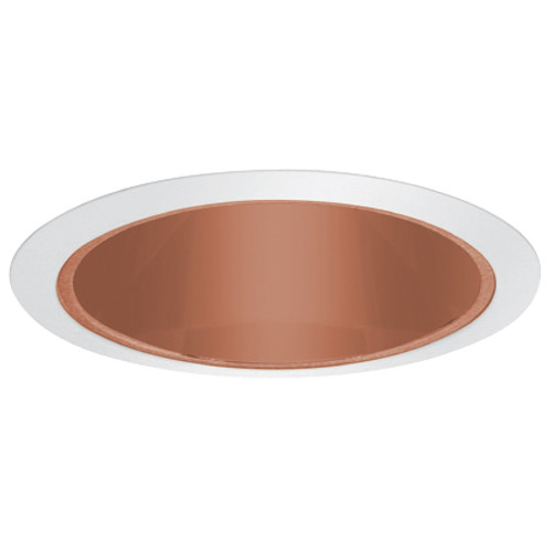 Shown with Satin Haze Reflector / White Trim Ring