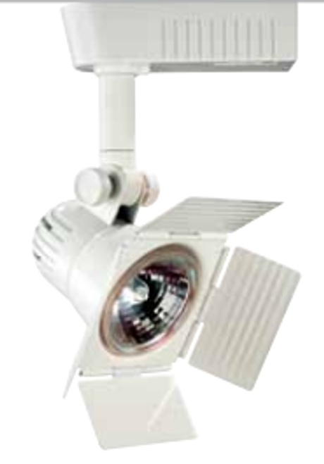 CTV109 12V MR16 Track Light  White