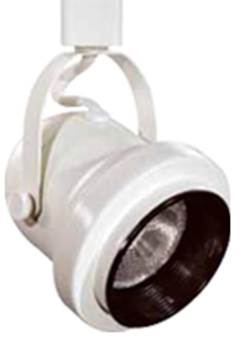 120v Track Head Light CTHL-A14 White