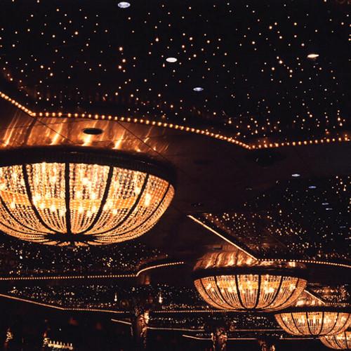 24V 2' X 2' Custom Star Panel Ceiling Lights