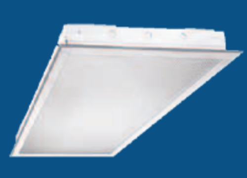 2' X 4' Commercial Fluorescent Lay-In Ceiling Fixture (128 Series)