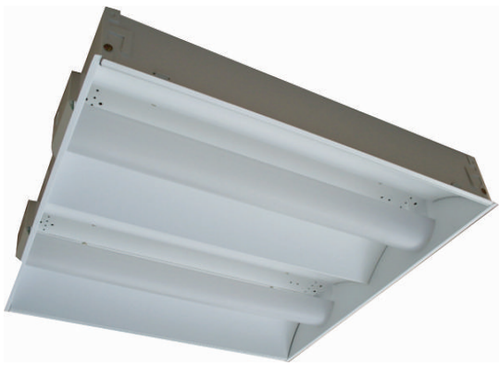 UD Series Recessed Fluorescent 2' X 2' Configuration