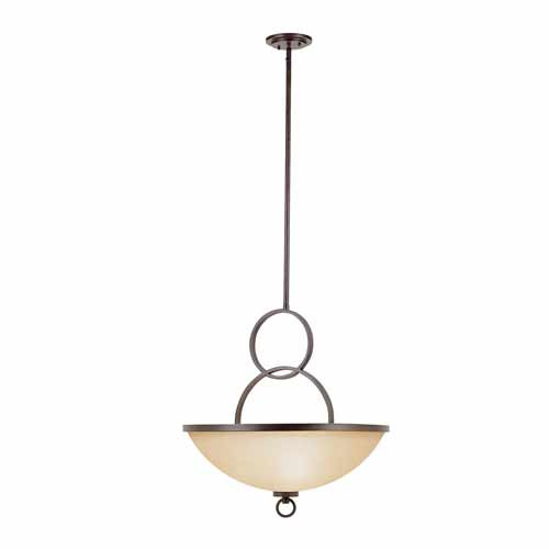 3 Light Adjustable Pendant 70093