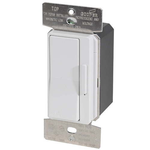Devine Slide Dimmer 3-way Light Switch