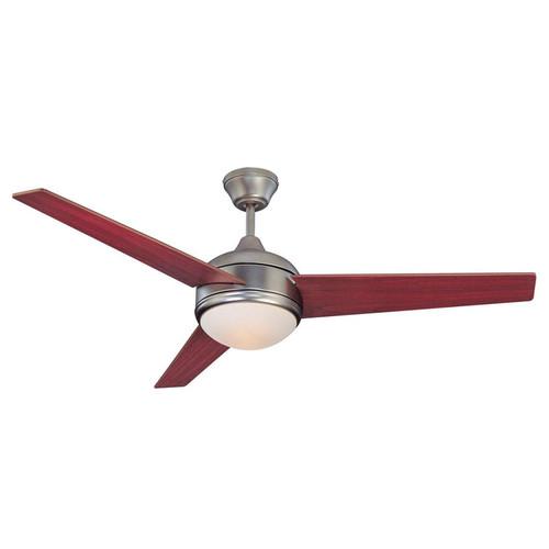"""52"""" Skylark Satin Nickel Ceiling Fan"""