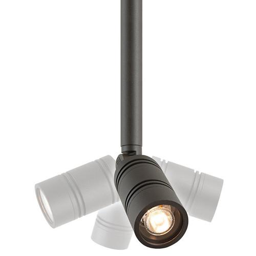 Home Theater Rope Lighting: Stem Mount Bullet Style LED Ceiling Spot Light