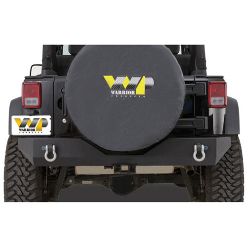 Rear Bumper with D-Ring Mounts