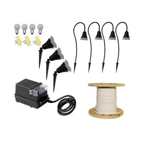 LED 7 Flower Light Pack