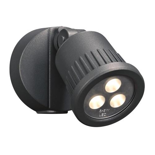 LED Designer Rugged Exterior Light - Ledra