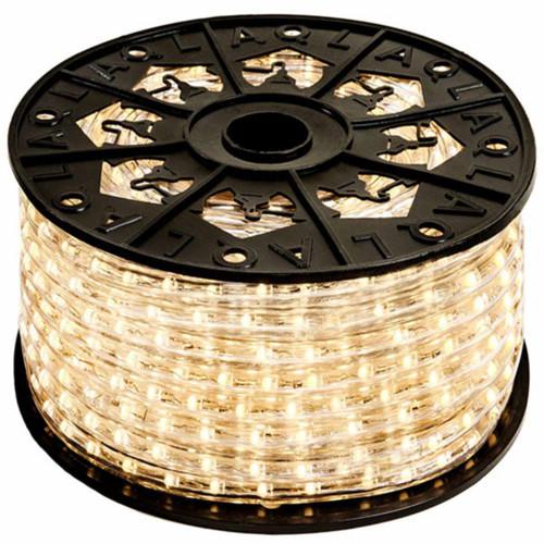 Warm White LED Rope Light Full Spool