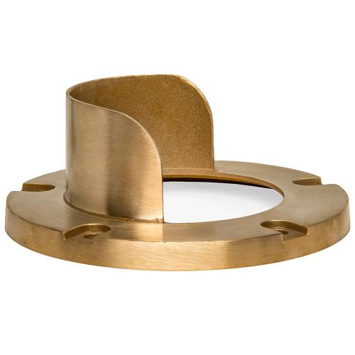 Cast Brass Angle Shield