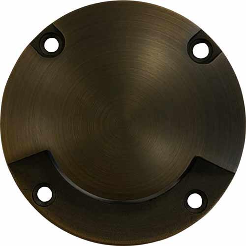 Brass PGC3B One Leaf Cover in Bronze - PGC3CLF1CVR-BRZ
