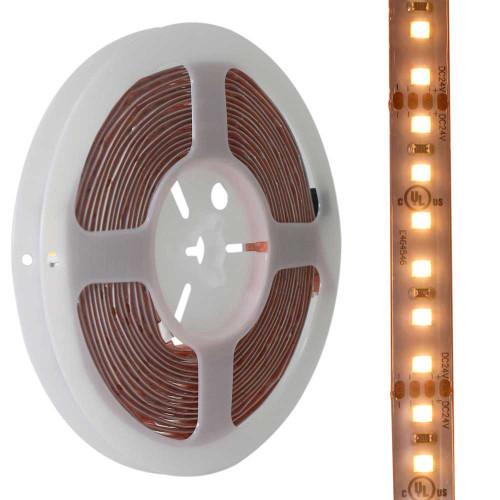 Warm White Reel - Strip Illuminated