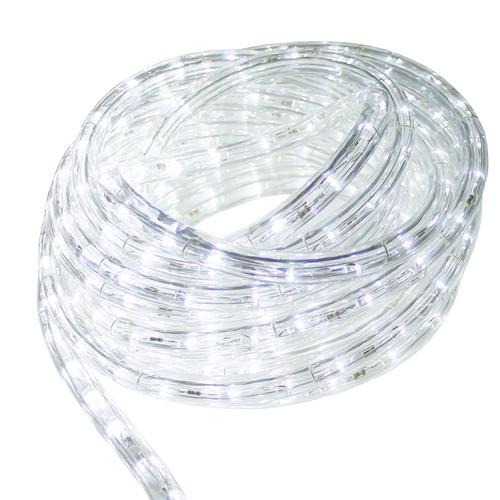 50ft Cool White LED Rope Light