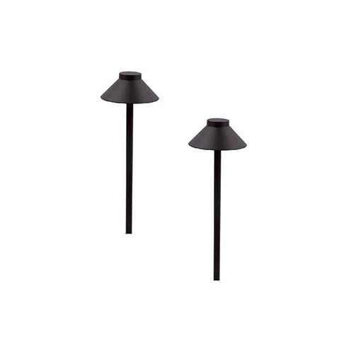 Shown in Powder Coated Bronze - 2 pack