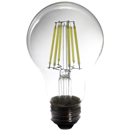 120V 5w Cool White Vintage LED A19 Light Bulb 450 Lumens