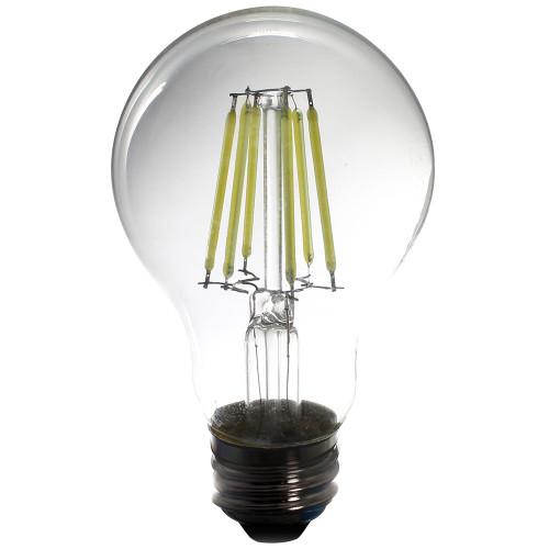 120V 5w Cool White Vintage LED A19 Light Bulb 450 Lumens