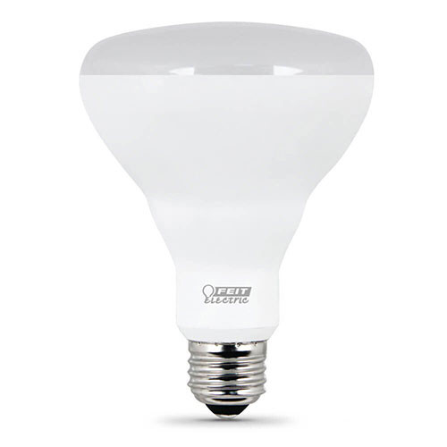 120V 9w Dimmable LED Warm White BR30 Reflector Light Bulb - 65w Equivalent - Twin Pack - BR30DM65/LED-2PK