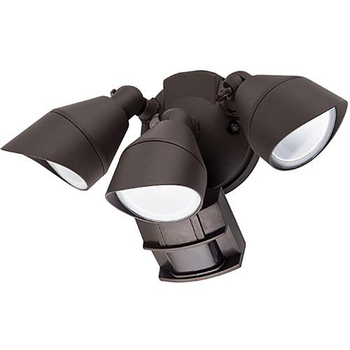 Dark Bronze with Motion Sensor & Photocell