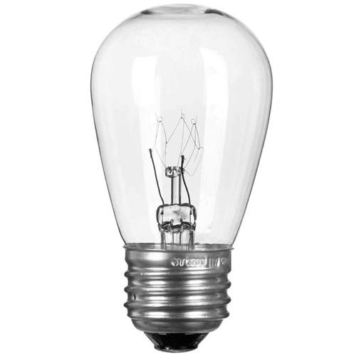11S14-130V 2700K Incandescent Light Bulb