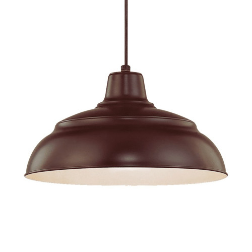 120v Hanging Corded Wide Dome Pendant Light Aqlighting