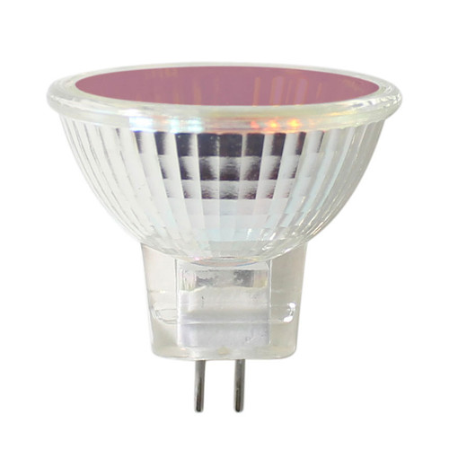 12V 20w Purple Halogen MR11 Flood Light Bulb