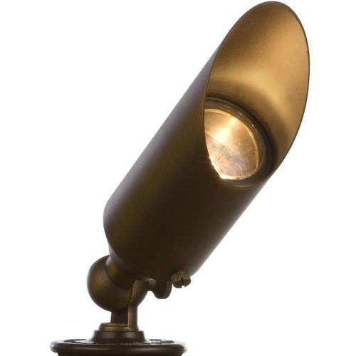 Cast Brass 12 Volt Led Spotlights Aqlighting