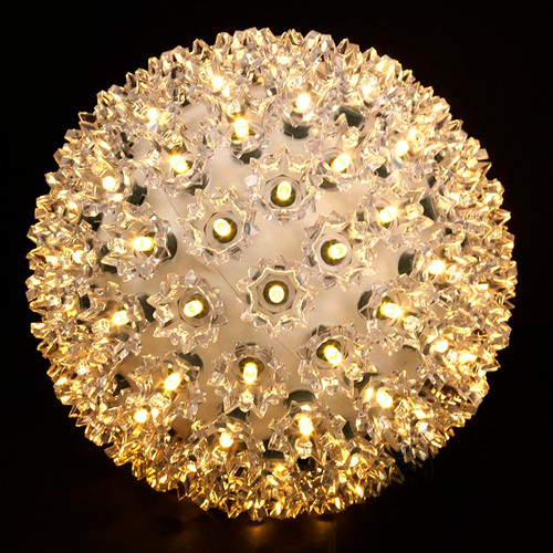 6 Inch Decorative Led Tree Light Sphere Aqlighting