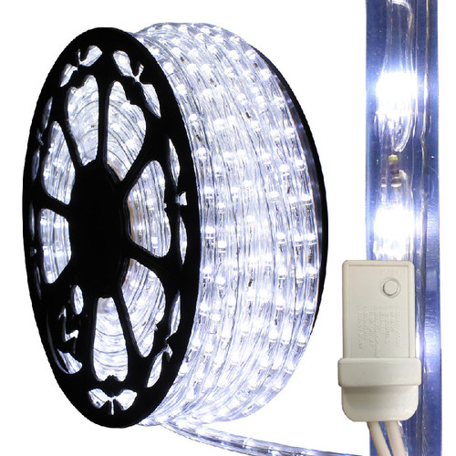 Cool White Led Chasing Rope Light Aqlighting