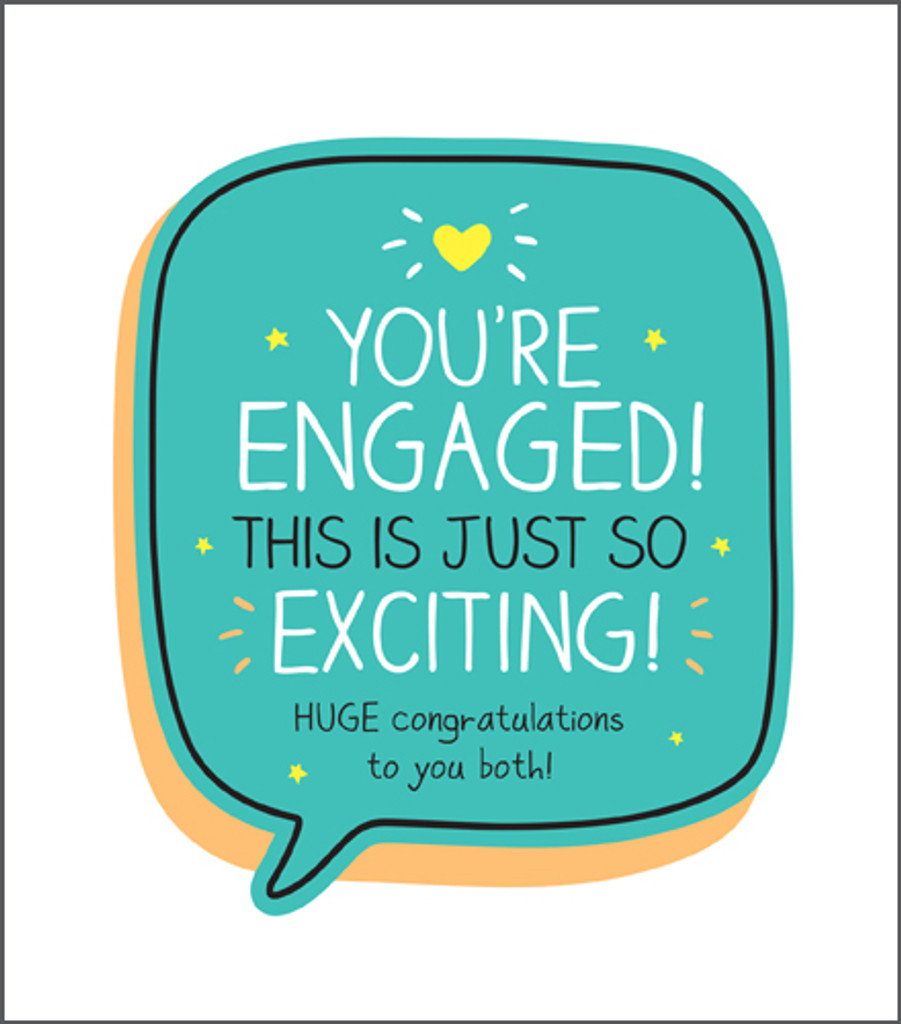 Engaged So Exciting Happy Jackson - Pigment Productions