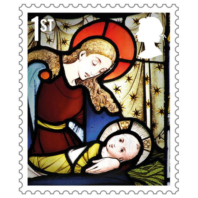 Christmas Stamps 2020